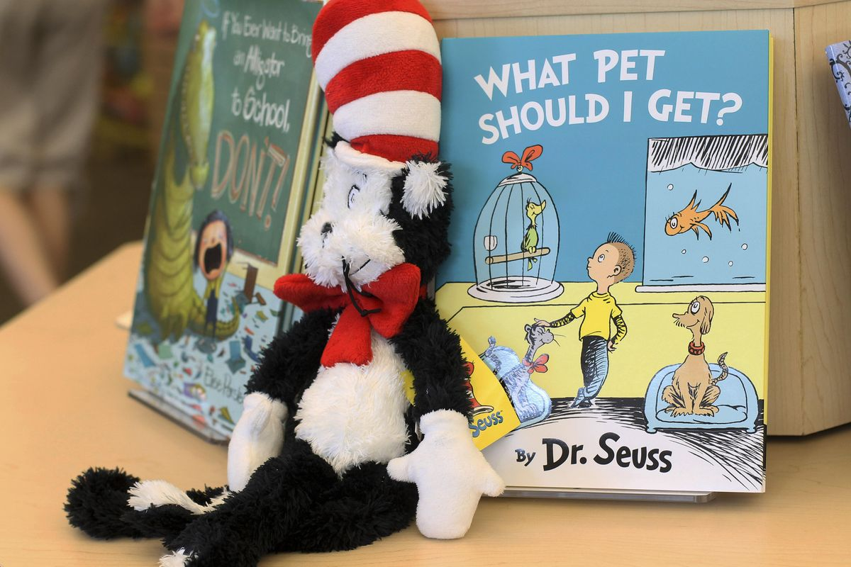 The controversial things about Dr. Seuss that took me by surprise