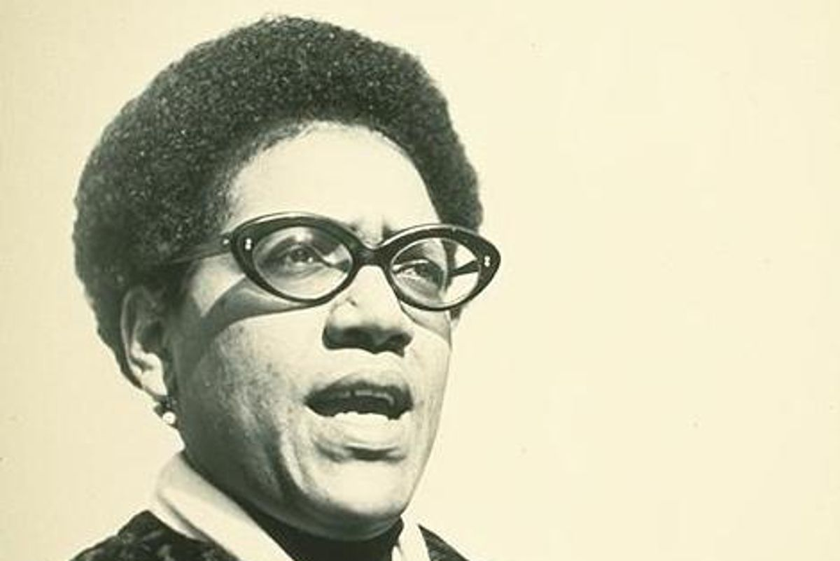 Audre Lorde never shied away from her identity— and it's honorable