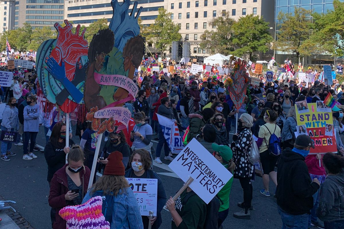 Why the recent Women's March in D.C. was the most significant