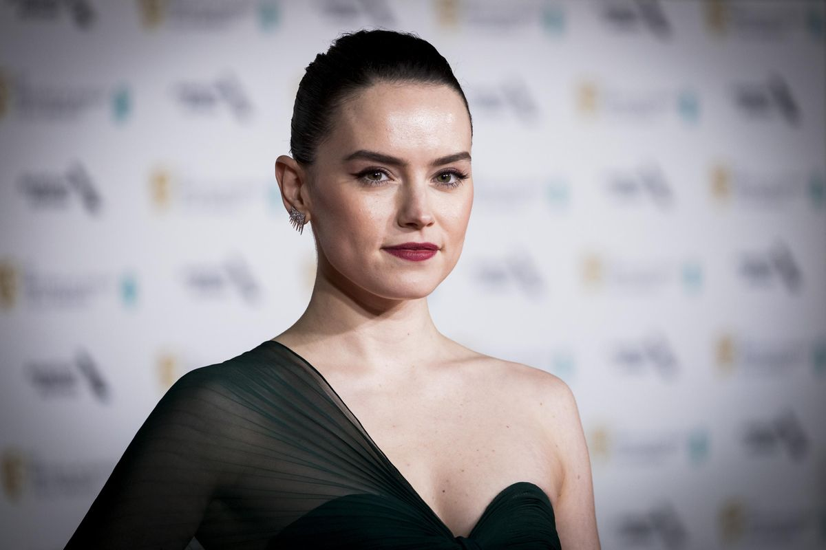 Daisy Ridley had the perfect response to Ted Cruz's tweet about her 'Star Wars' character
