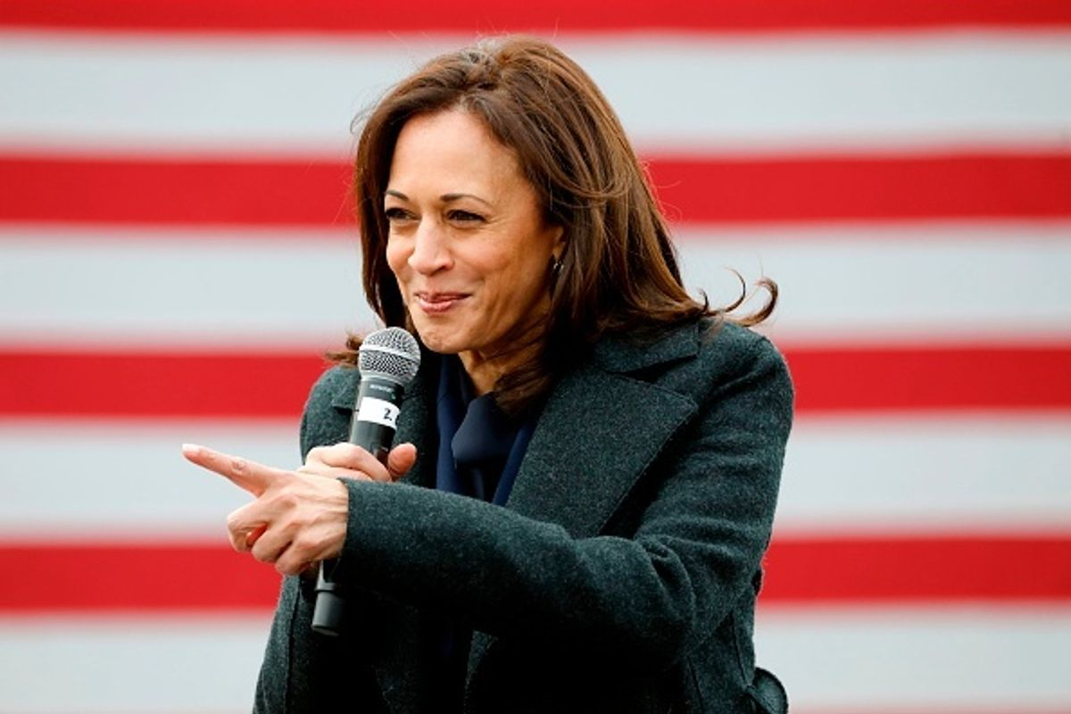 As a woman of Caribbean descent, I know exactly what Kamala Harris' victory means