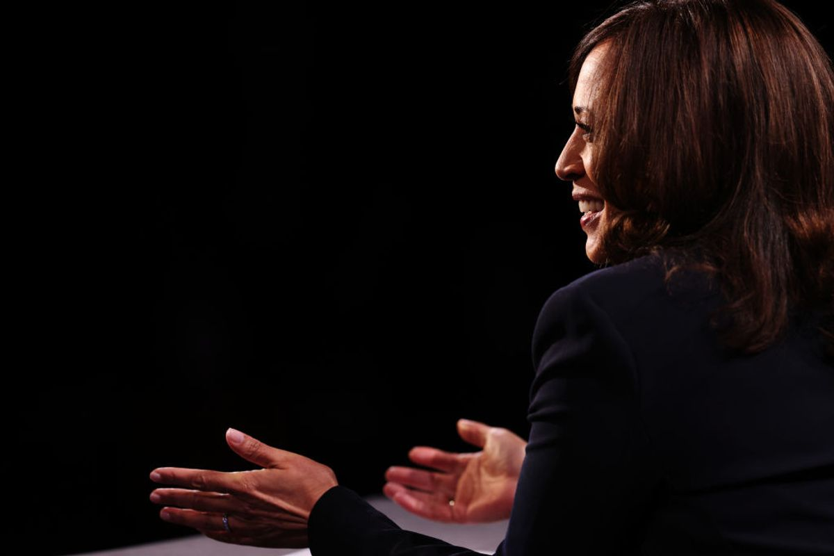 Kamala Harris dominated the VP debate even more than I thought she would