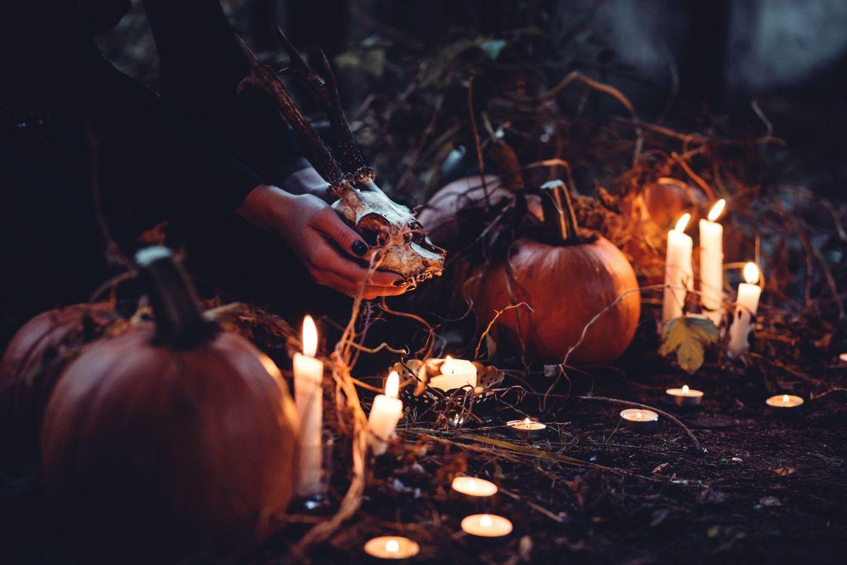 The real, spooky origins of Halloween