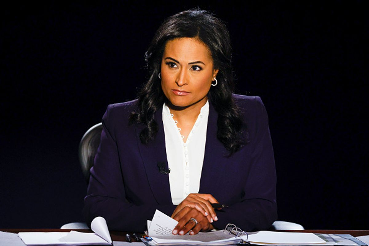 Kristen Welker is the rational friend we all need