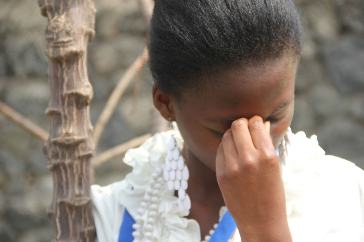The reality women face when fleeing violence-torn countries during a pandemic