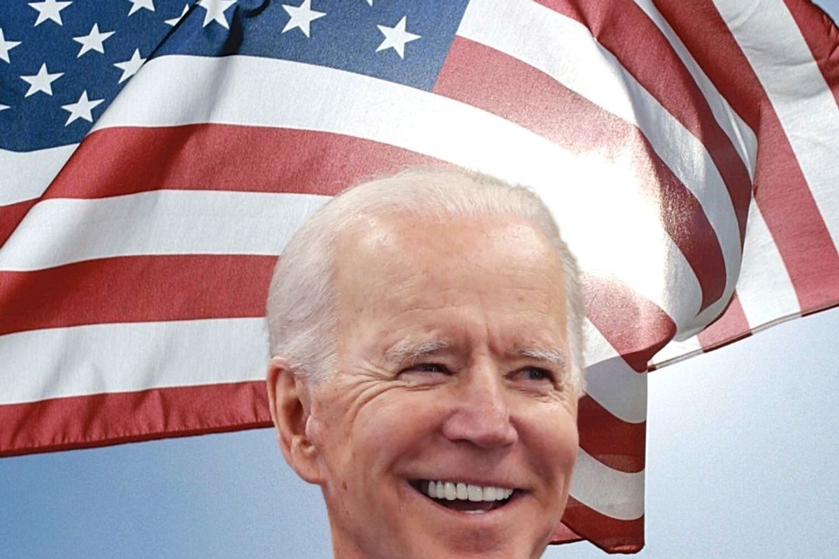 Joe Biden elected as 46th president of the U.S. is the beacon of hope we need