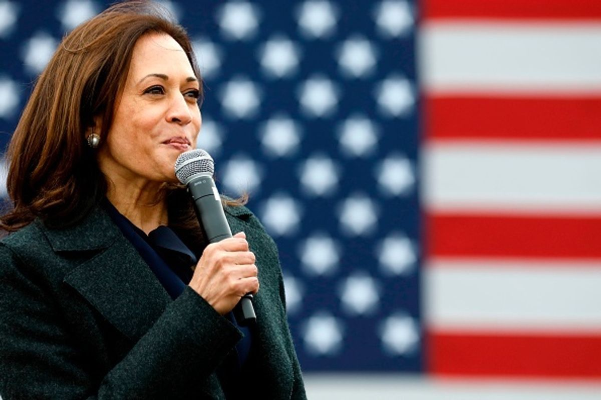Kamala Harris - the 47th president of the United States of America?