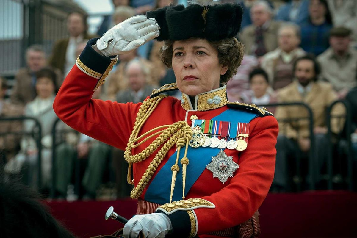 Why you need to be careful while watching The Crown