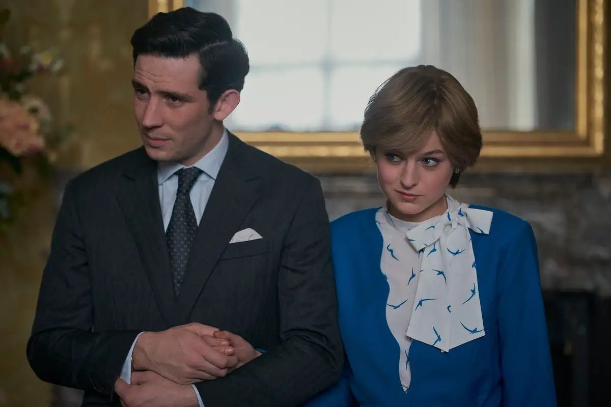 'The Crown' is yet another depiction of insecure men being threatened by successful women