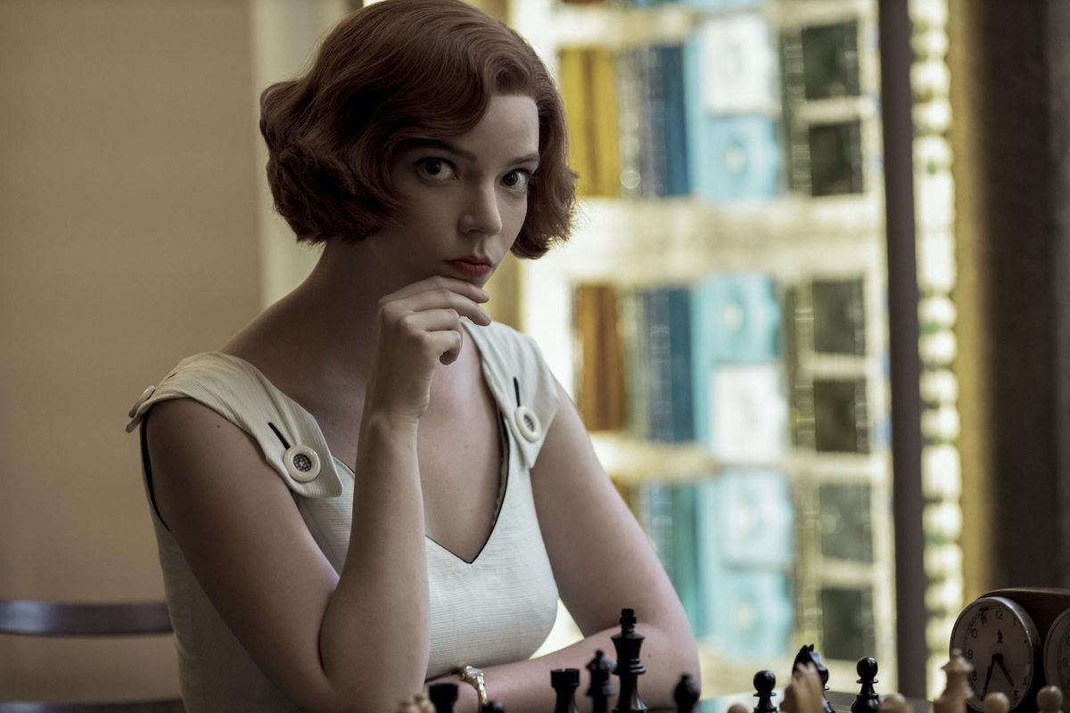"""""""The Queen's Gambit"""" is an incredible show, but we need to talk about that menstruation scene"""