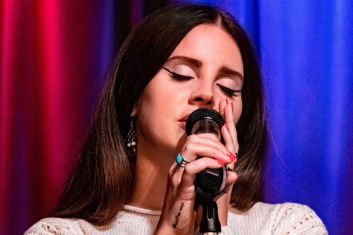 Lana Del Rey has always been problematic. Why are we just now realizing it?
