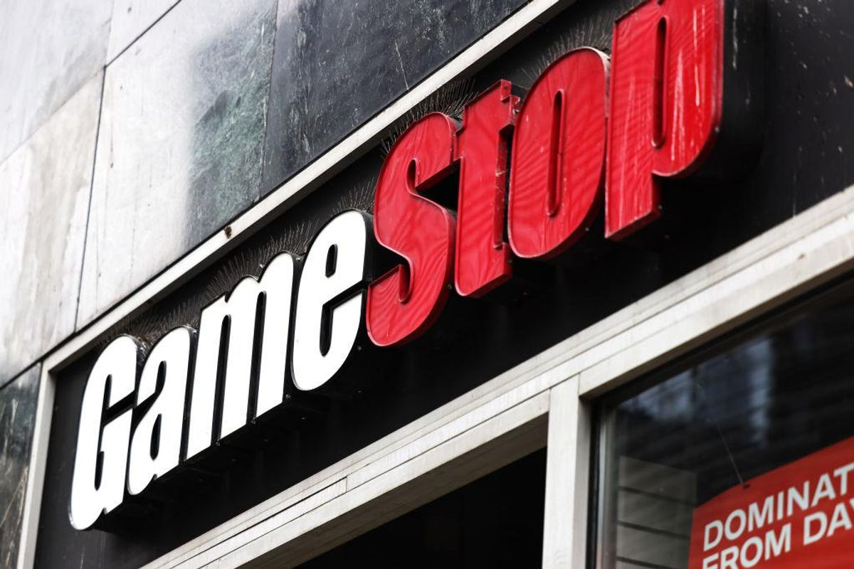 What exactly is going on with GameStop? Let's break it down