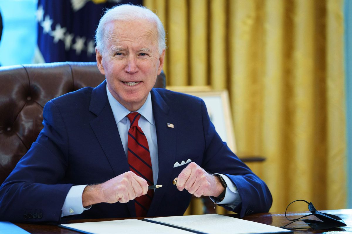 President Biden has done more for reproductive health in his first week than Trump did in four years