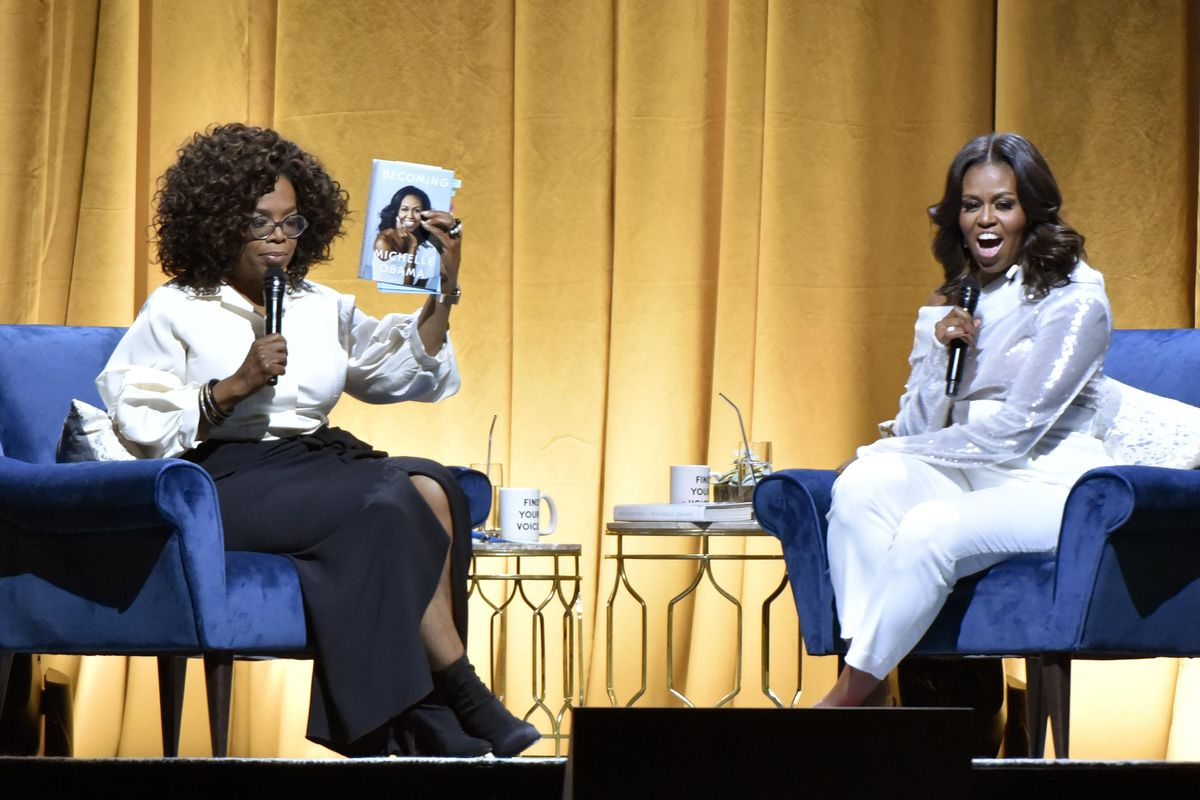 Michelle Obama continues to inspire as 'Becoming' is being released to young readers