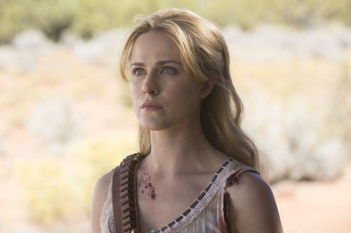 What Evan Rachel Wood's Westworld character taught me about abuse and survival