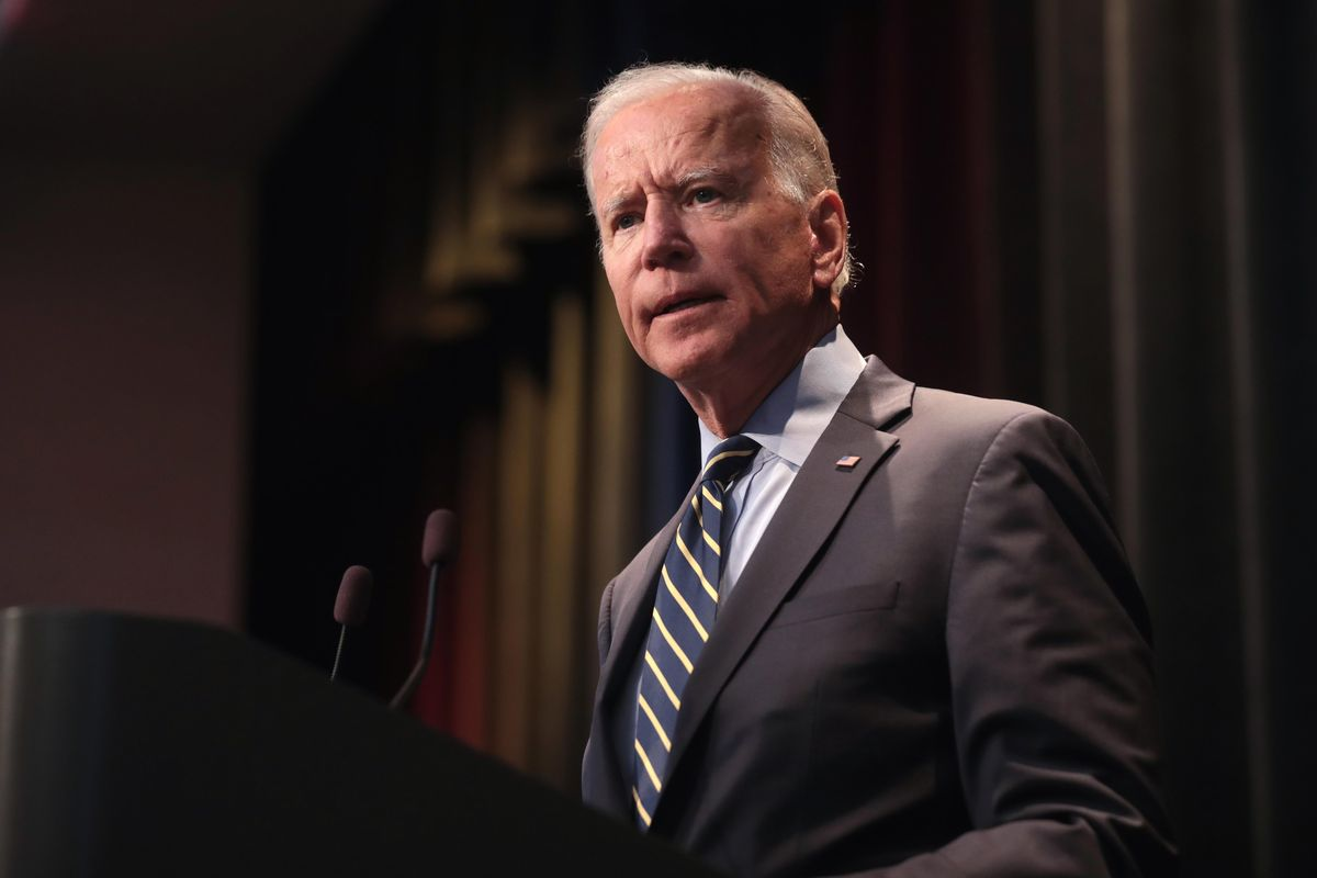 Why should President Joe Biden add the CAREN Act to his list of executive orders?