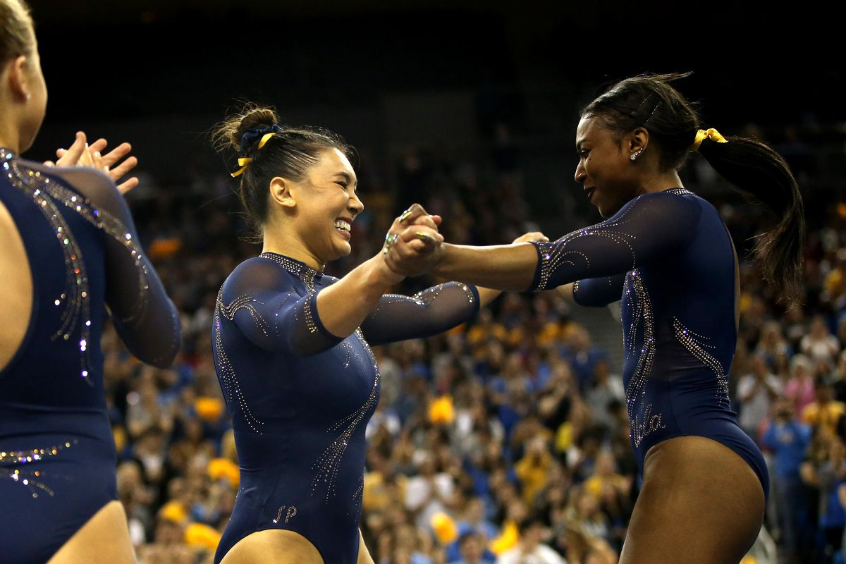 Why Nia Dennis' viral floor routine is about so much more than gymnastics