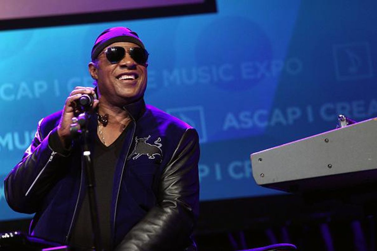 How Stevie Wonder is making a powerful statement by moving to Ghana
