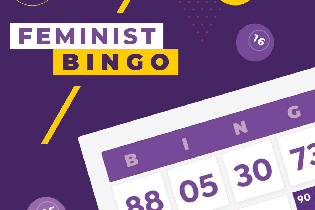 Are you ready to play Feminist Bingo?