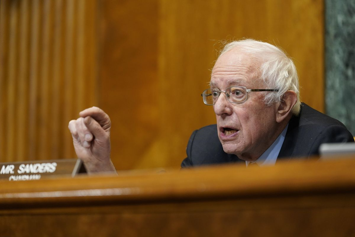 Bernie Sanders wants us to experience a romantic life again- and the optimism is admirable