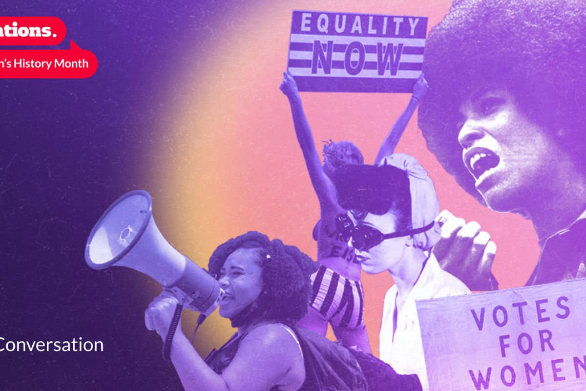 Why Women's History Month is in March - and how you can celebrate it this year