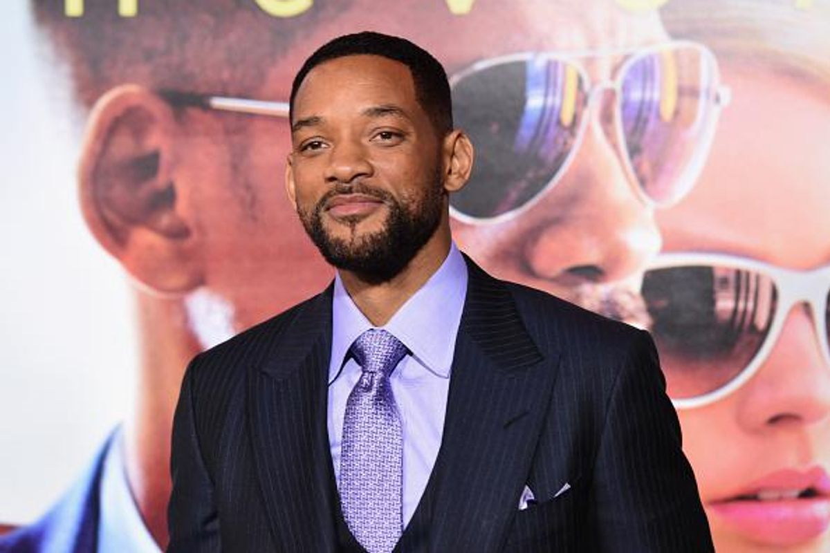 Will Smith potentially running for president is more optimistic than we realize