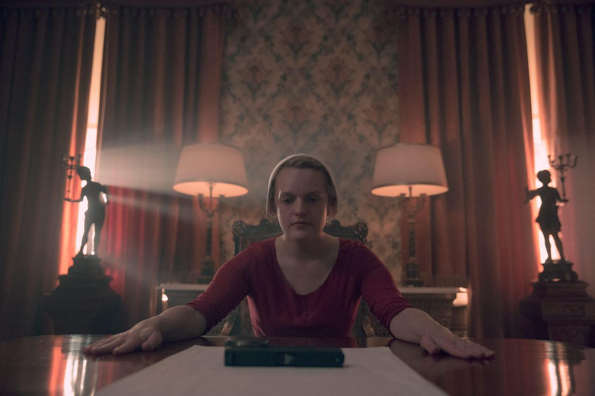 """It looks like a war is brewing in the official teaser to season 4 of """"The Handmaid's Tale"""""""