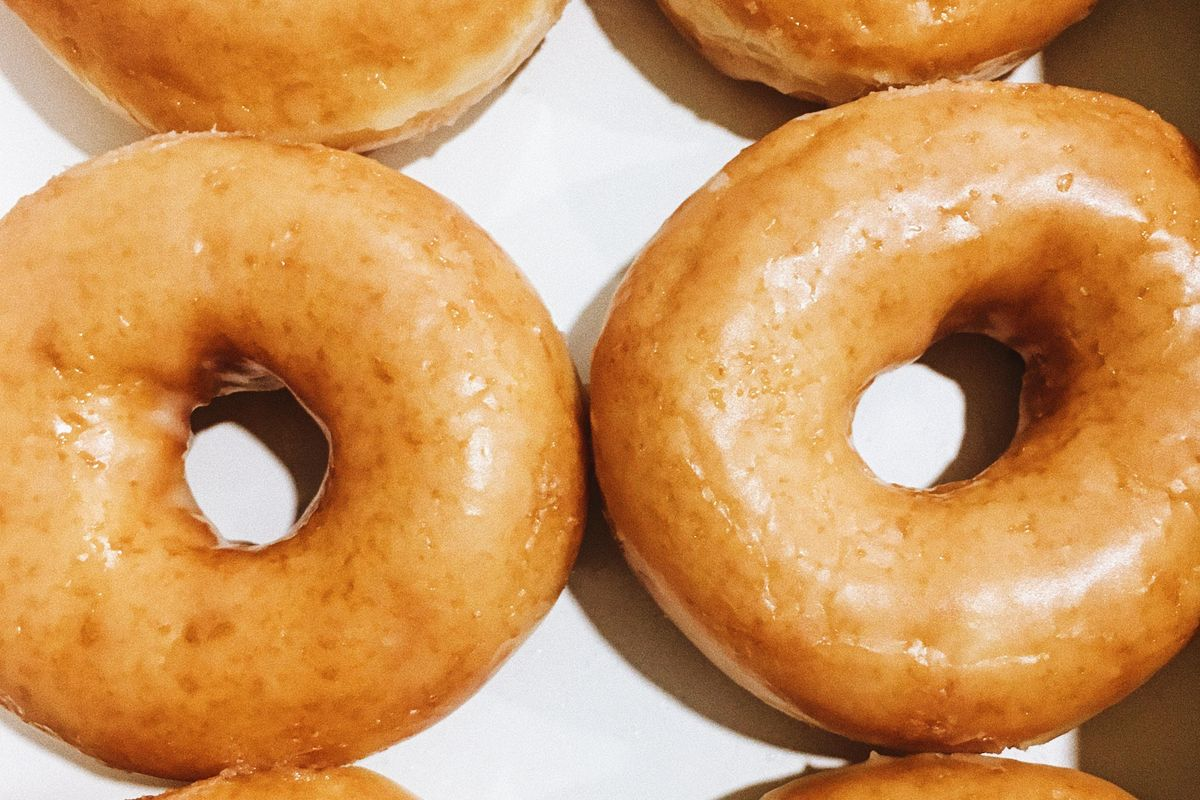 A doughnut as an incentive for the Covid-19 vaccination? Krispy Kreme has upped the sweetness game