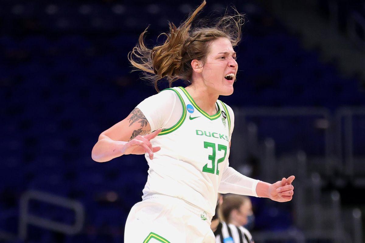 NCAA basketball player's TikTok goes viral for shedding light on gender inequality