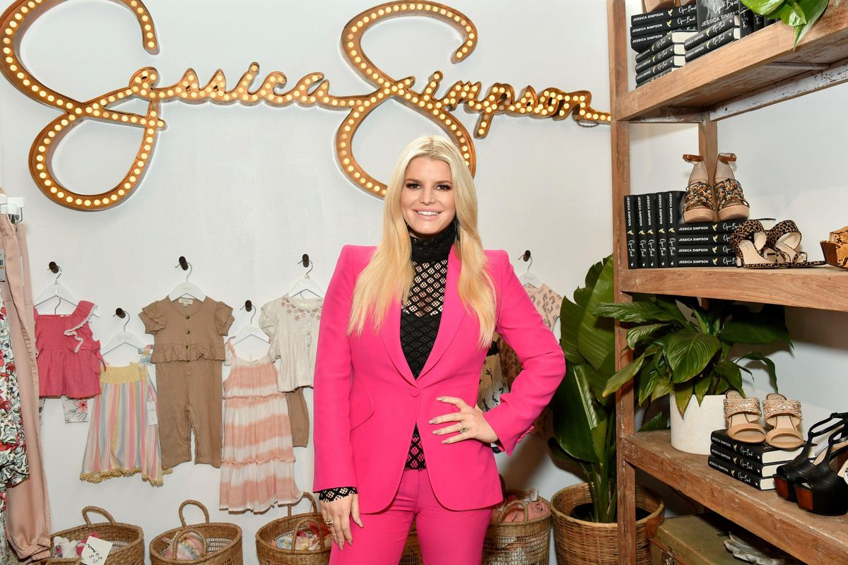 Jessica Simpson opening up about her weight gain scrutiny was heartbreaking to digest