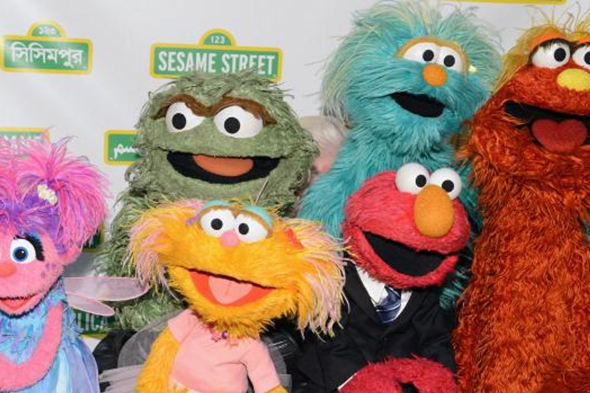 Sesame Street is finally showcasing Black muppets - it's about time