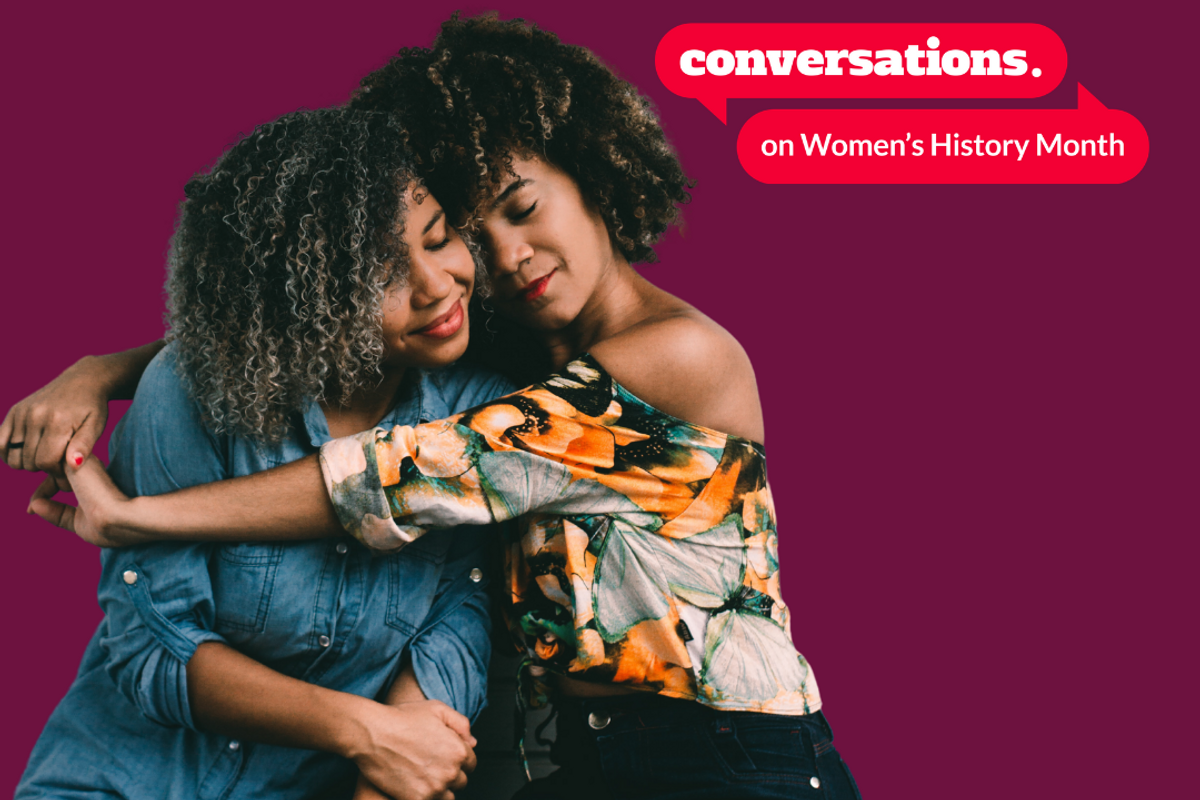 6 inspiring ways to celebrate Women's History Month—and women all year round
