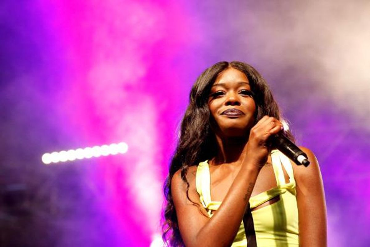 The oddly fascinating reason Azealia Banks sold her sex tape as an NFT