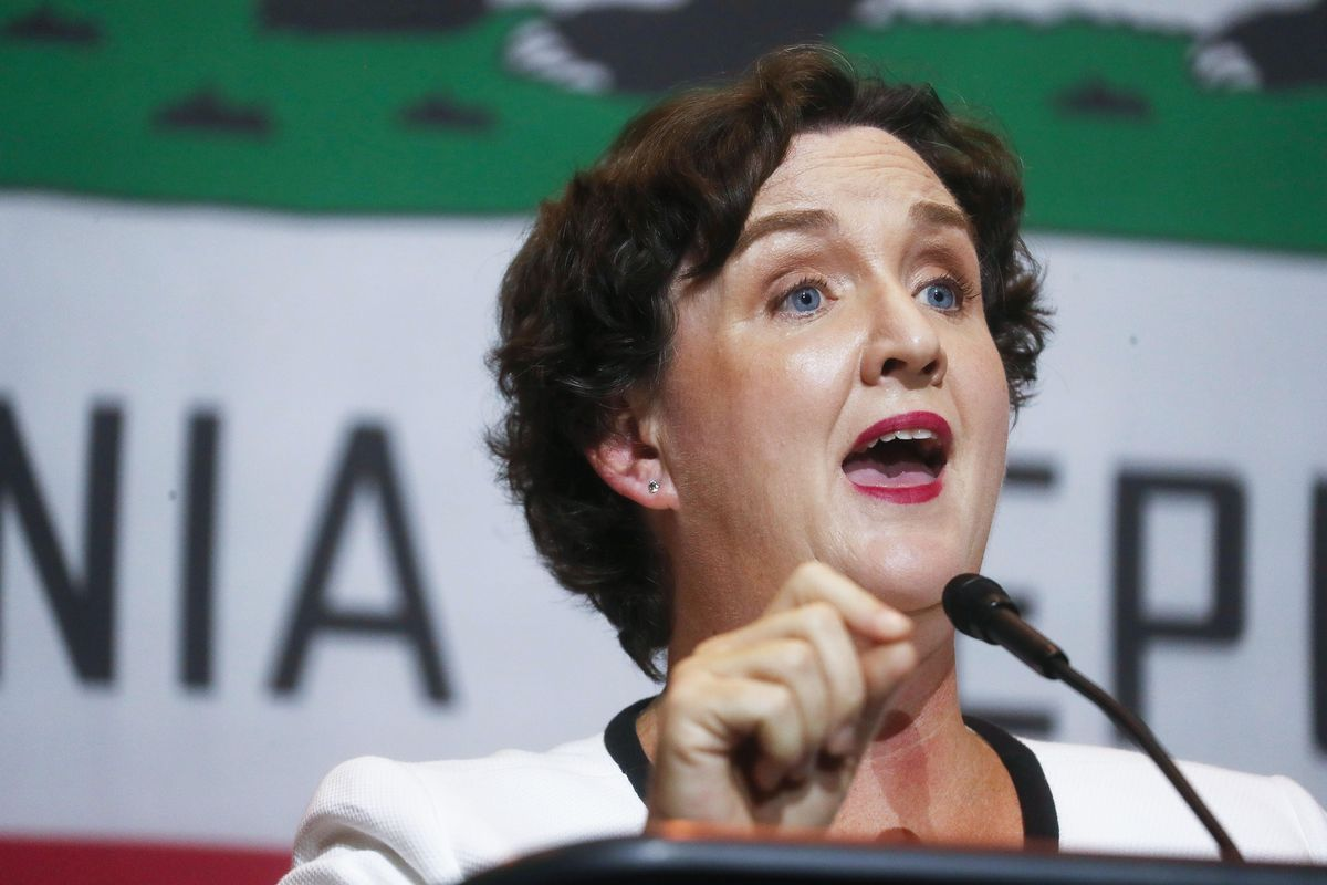 Why I can't stop watching this video of Rep. Katie Porter bulldozing an oil executive