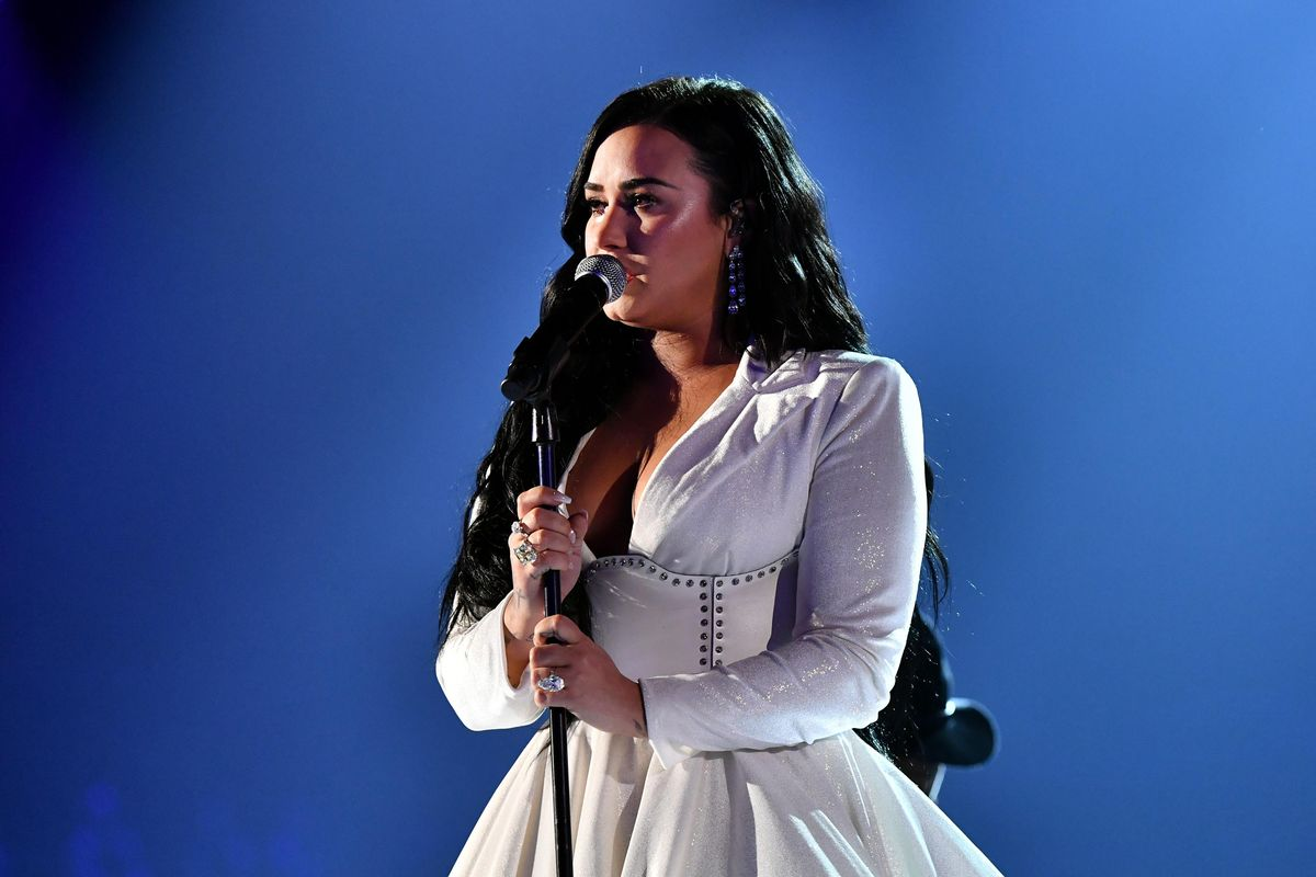 What Demi Lovato's brave admittance to being sexually assaulted teaches us about consent