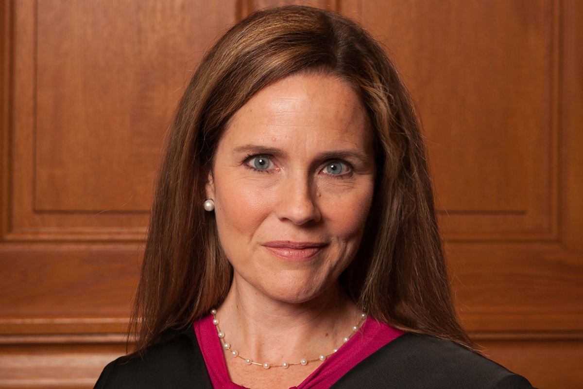 Amy Coney Barrett's Supreme Court confirmation will not overshadow RBG's legacy. We will keep fighting
