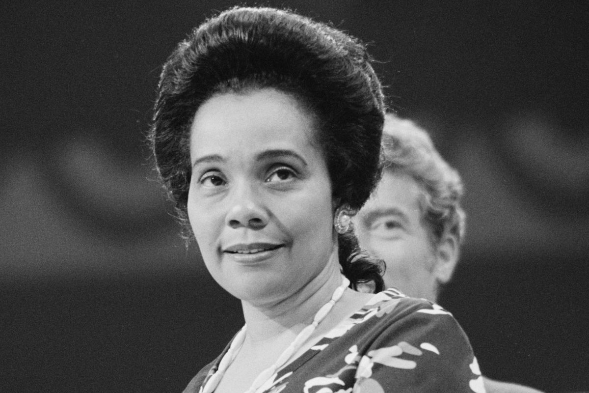 As we celebrate Black History Month, we cannot forget about the legacy of Coretta Scott King