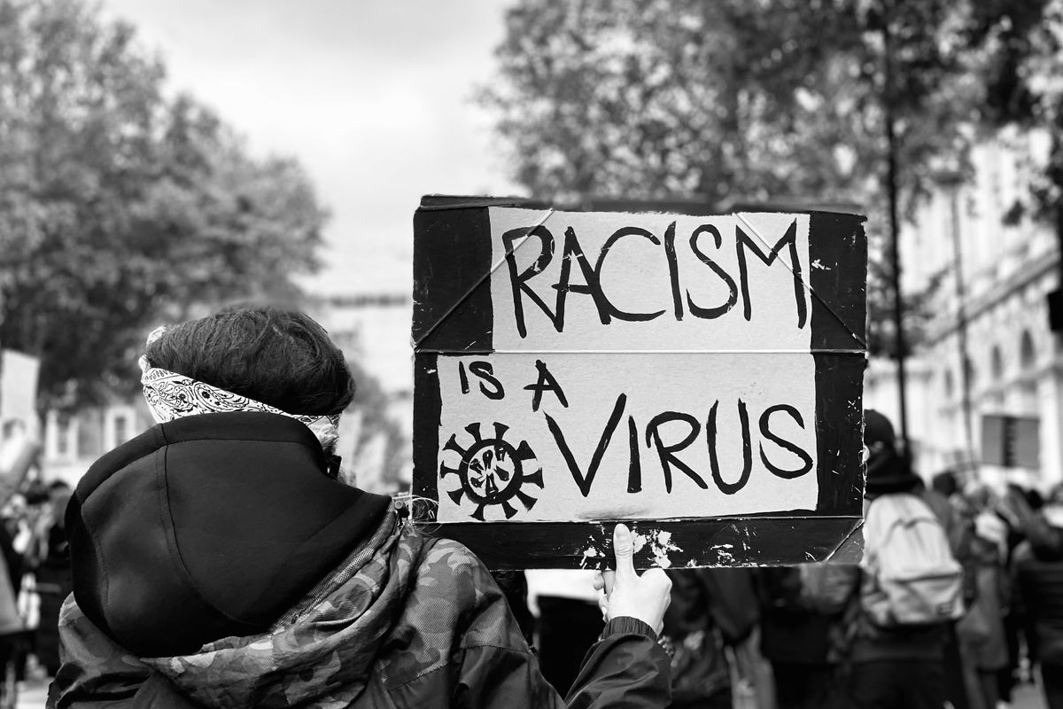 To the people who don't believe racism is a public health threat