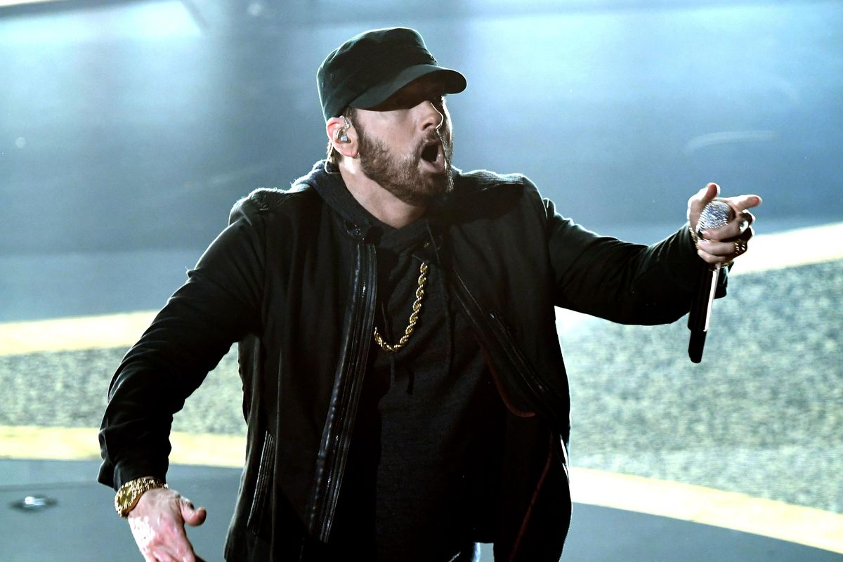 Canceling Eminem? Gen Z doesn't seem to understand what freedom of expression mean