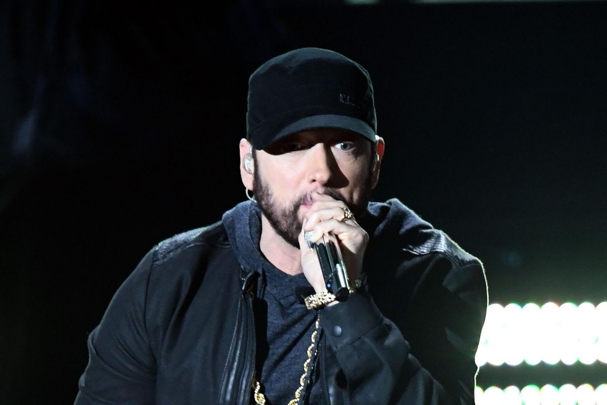 An AI bot created a version of Eminem's 'My Name Is'—and it's frighteningly spot-on