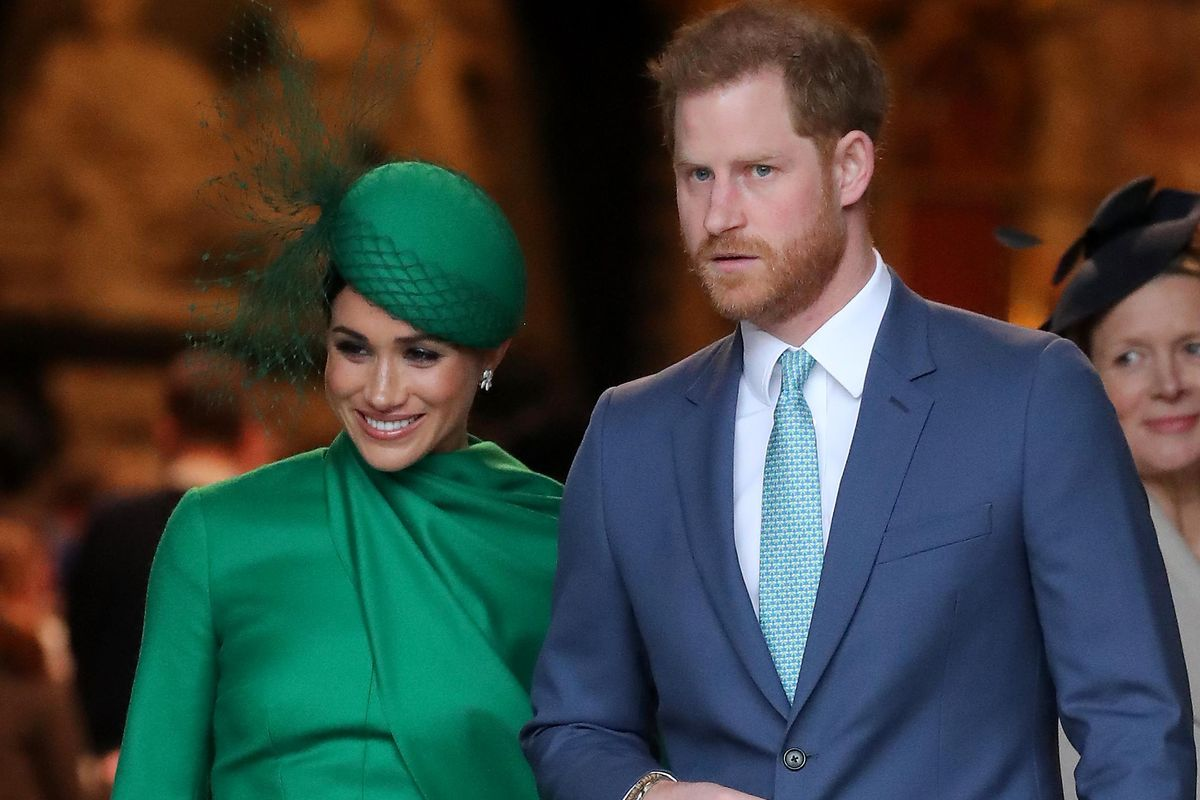 Meghan and Harry are doing an interview on the same day as the Queen - here's what we can expect from it