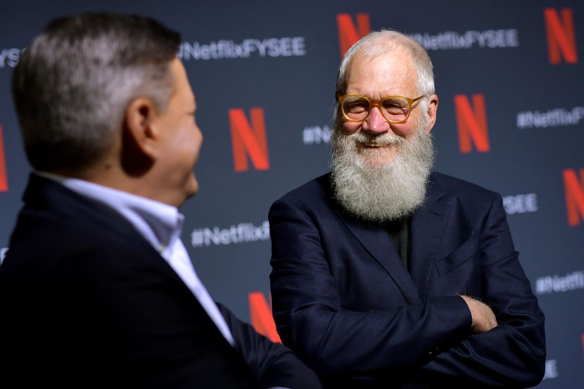 Why is no one talking about David Letterman's previous cringeworthy interviews with women?
