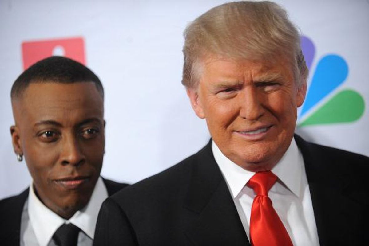 Arsenio Hall recalls the hilariously petty moment that Trump got mad with him over an interview