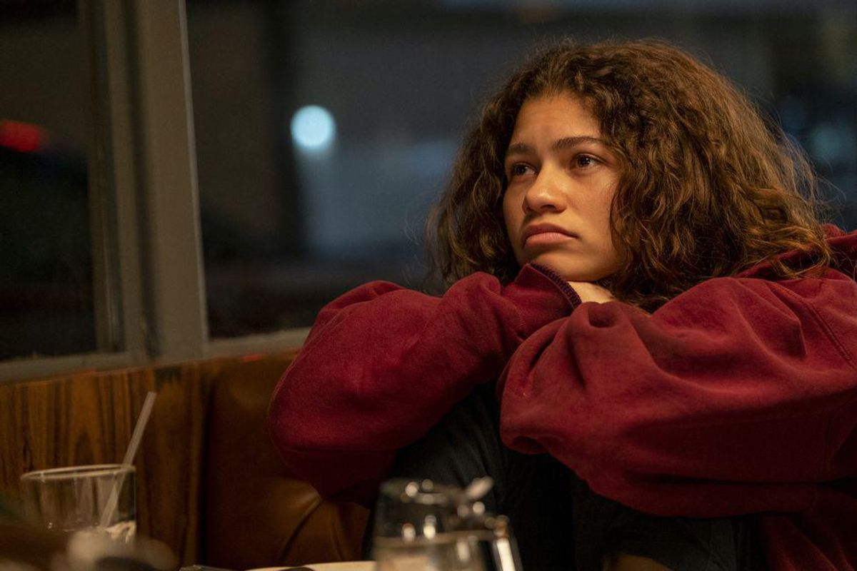 Why the special episode of 'Euphoria' is a grim and uplifting testament to life