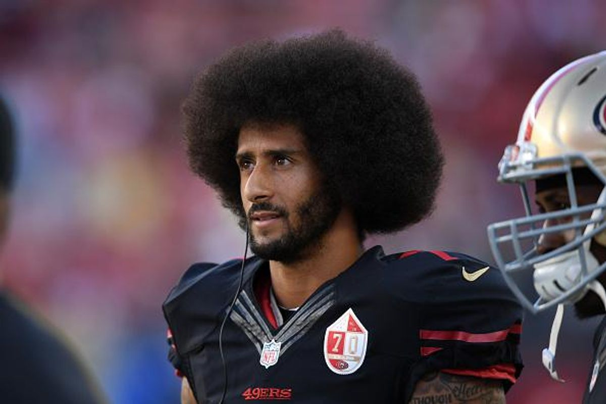 From Colin Kaepernick to the Capitol Hill riots: The contradiction of what justice looks like in the US