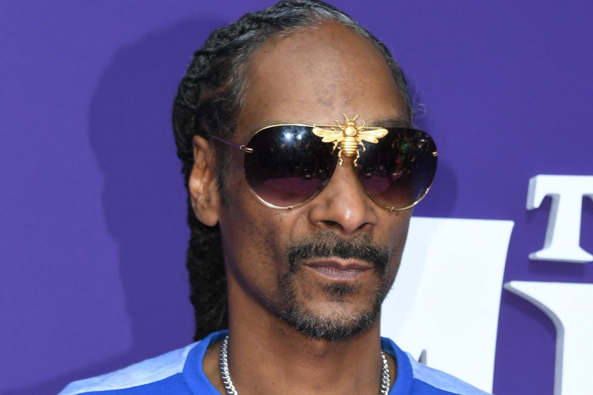 Snoop Dogg gives the scoop on who he thinks could play him in a biopic