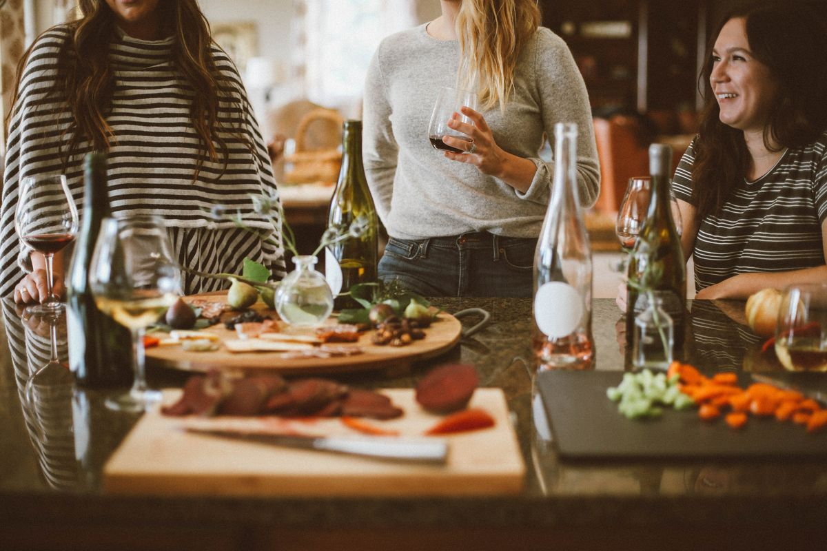 Why millennials are ditching Thanksgiving for Friendsgiving