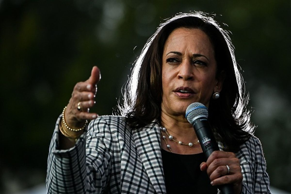 Where does Vice President-elect Kamala Harris stand on abortion rights?