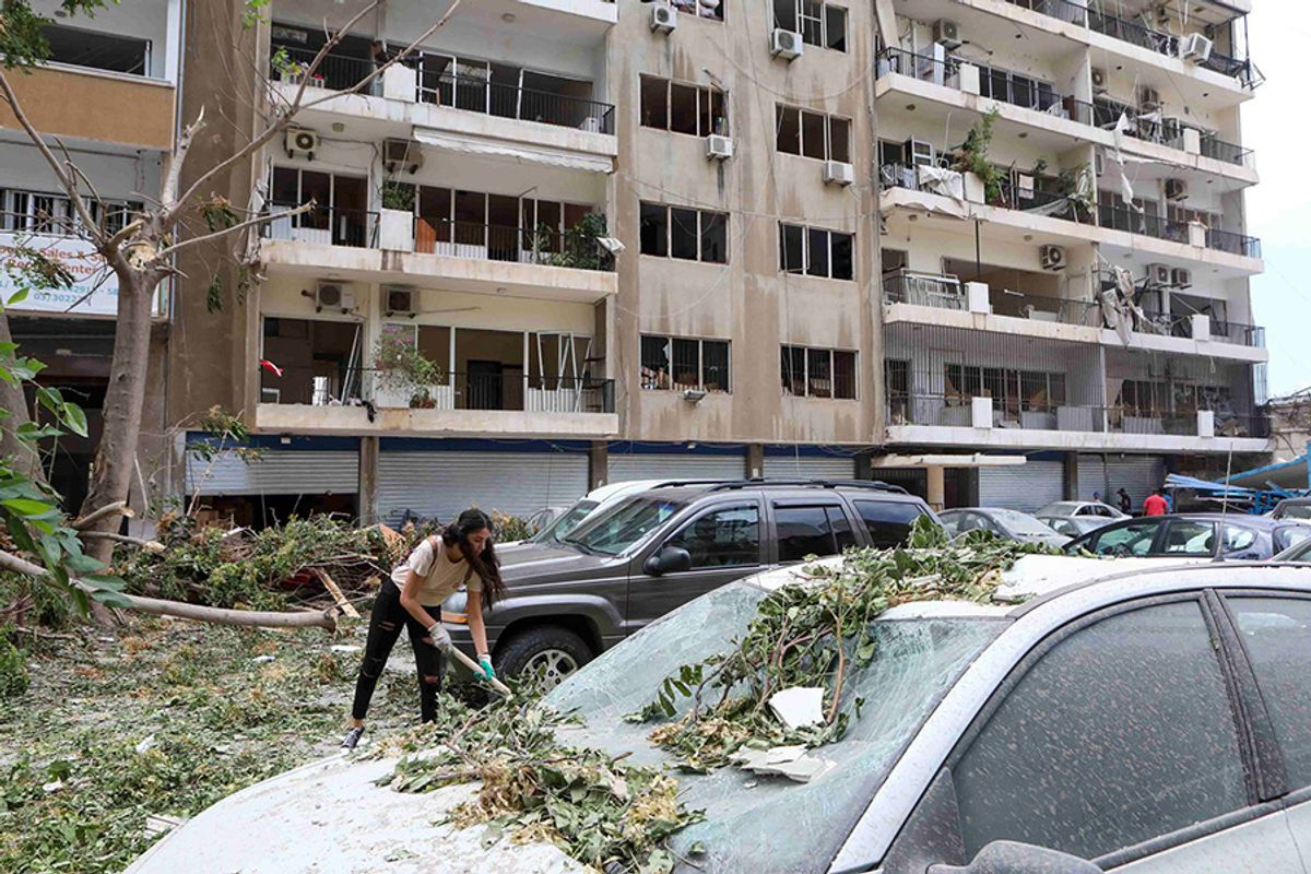 Stories of shock and survival: Three months after the Beirut explosion, residents are still mourning