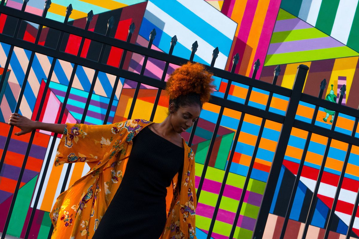 Black in time: What it means to be Black in the fashion industry